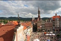 The market place  / Check out the incredible Walbrzych's market place