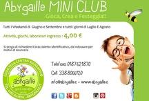 MINI CLUB estate 2013