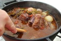 Spanish Meat Recipes / Spanish meat recipes.