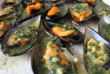 Spanish Seafood Recipes / Spanish Seafood Recipes