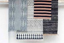 Textiles / Interesting details, colours, ideas, shapes....
