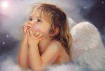 Anioły i aniołki
