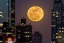 Księżycowe krajobrazy