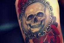 Tattoos / Tattoos I like, tattoos that look cool !