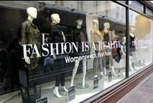 Voisins Window Displays