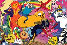 Adventure Time / A hilarious show about two friends, Finn the Human and Jake the Dog, who love nothing more that a good adventure!