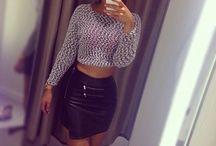 Fashion / Outfits/Clothes I like !