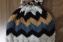 Bere hat / Hat bere knitting