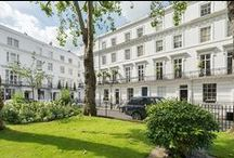 Garden Squares / Some of the best images of London's most prestigious garden squares.