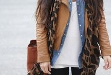 Style | Fall / Fall Style: Jackets. Layering. Chunky scarves. Tights. Thick cardigans. Knee high socks. Dark.