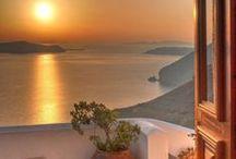 Gyönyörű helyek / Tengerpart, napsütés,pihenés