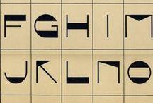 Typography + Graphic Design