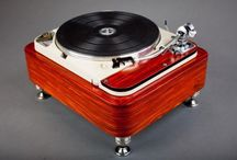 Turntable & Recordplayers / Turntable & Recordplayers new and vintage