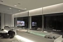 Luxury Bathrooms / Some of the best bathrooms in London.