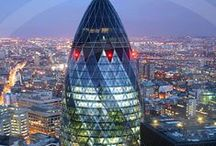 Great Views of London / Some of the best views of London.