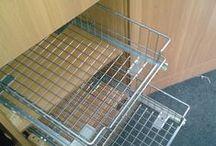 Stauraum Camper / Stauraumideen für Kleinstküchen in Wohnmobilen und Wohnwagen