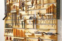 Stauraum Garage / Tipps und Tricks rund um eine aufgeräumte, organisierte Garage!