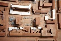 Models / A gallery of architecture models produced by Mæ