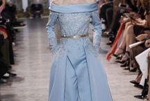 Ellie Saab run way fashion