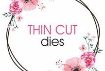 THIN CUT DIES