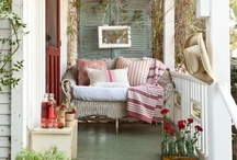 Patios, Porches & Sheds / by Geneva
