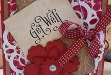 Cards ~ Get well ~ incl gift ideas