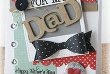 Cards ~ Fathers, Masculine & gift ideas / by ~Shari R