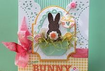 Cards ~ Easter-Spring / by ~Shari R