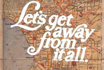 Dreamer's Travel / I bet you dream of travel like I do... Don't you? / by Gabrielle Pentalow