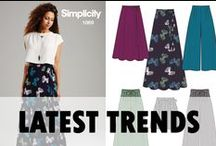 Simplicity Fashion / Sewing patterns from Simplicity and New Look. / by Simplicity Patterns