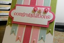 Cards ~ Congratulations / by ~Shari R