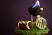 Entertaining - Football Season / Get ready for some football!  Lots of creative entertaining ideas.                                          / by Shirley Hamm