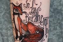 Tattoos / by France Liboiron