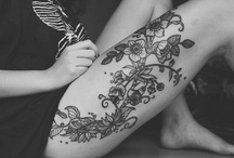 Tattoos / by Linsey Kinsey-Lindh