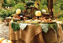 Entertaining  - Tablescapes / Table decor for different occasions. / by Shirley Hamm