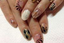 Paint My Nails.  / Temporary Art.   / by Mia Pokriefka