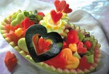 Watermelon World / Love the sweet taste of Watermelons! / by Shirley Hamm
