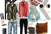 my polyvore creations / by Natalie Cordray