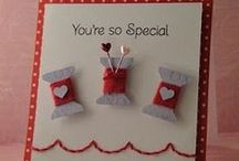 Cards ~ Easy Peasy FAST / by ~Shari R
