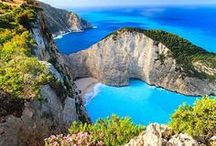 Greece ✈ / Photos of places in beautiful Greece.  A photographers paradise. / by Shirley Hamm