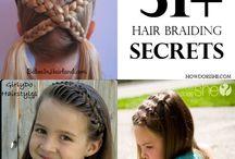 Little Girl Hair styles / Hair styles