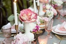 WEDDING: COLOR SCHEMES / inspiration for my personal wedding.. someday