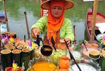 Market Travel / Shopping at outdoor Markets in cities around the globe. / by Shirley Hamm