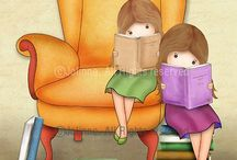 Sisters and Roommates / A toddler and a little girl  / by Eileen Olmedo