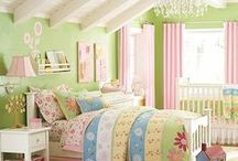 """Big Girl Room / Preparing to go from a nursery to a """"big girl"""" room!"""
