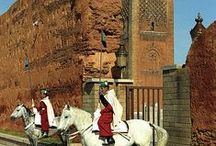 Morocco / Places to see while in Morocco. / by Shirley Hamm