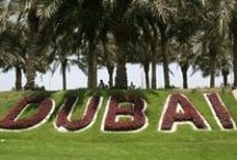 ✈Ticket to Dubai please! / Dubai --- Fantastic building designs, awesome hotels and restaurants, gorgeous water, shopping galore. One must see and explore. / by Shirley Hamm