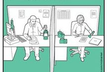 Office Humor / How Not To Work Smart. Lessons from the far edge of business / by IBM