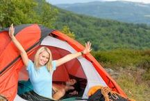 Southern Camping / Do you love to camp?  Camping sites available in Alabama, Florida, Georgia, Mississippi, and Tennessee. Tent, RV, Cabins and more, take a look and explore! / by Shirley Hamm