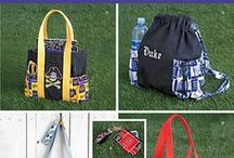 Team Spirit / DIY game day clothing & accessories. / by Simplicity Creative Group
